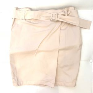 MISSONI High Waisted Belted Skirt Sz 38